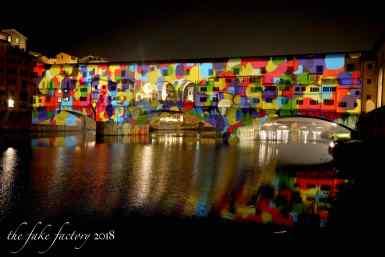 the fake factory videomapping ponte vecchio firenze 2018_01007