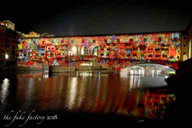 the fake factory videomapping ponte vecchio firenze 2018_01016