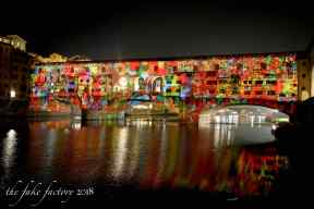 the fake factory videomapping ponte vecchio firenze 2018_01018