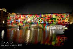 the fake factory videomapping ponte vecchio firenze 2018_01020