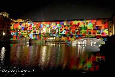 the fake factory videomapping ponte vecchio firenze 2018_01023