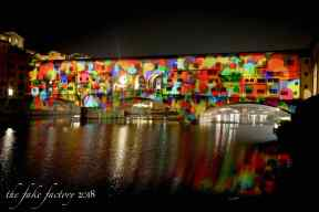 the fake factory videomapping ponte vecchio firenze 2018_01024
