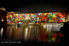 the fake factory videomapping ponte vecchio firenze 2018_01025