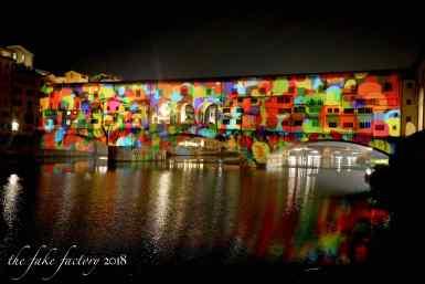 the fake factory videomapping ponte vecchio firenze 2018_01025