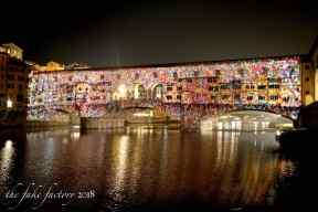 the fake factory videomapping ponte vecchio firenze 2018_01031