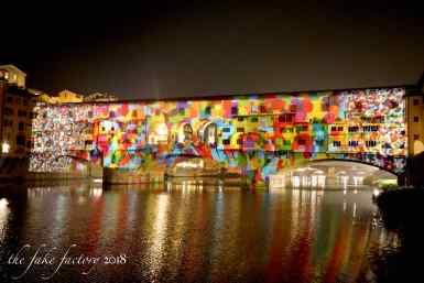 the fake factory videomapping ponte vecchio firenze 2018_01034