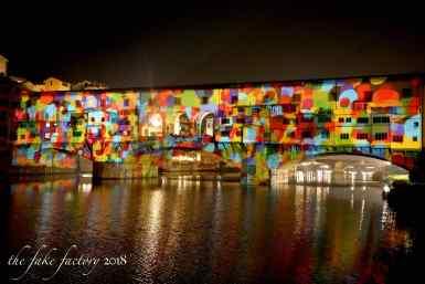 the fake factory videomapping ponte vecchio firenze 2018_01040