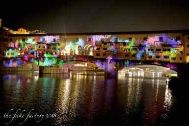 the fake factory videomapping ponte vecchio firenze 2018_01071