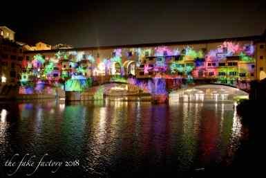 the fake factory videomapping ponte vecchio firenze 2018_01081
