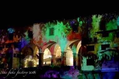 the fake factory videomapping ponte vecchio firenze 2018_01089