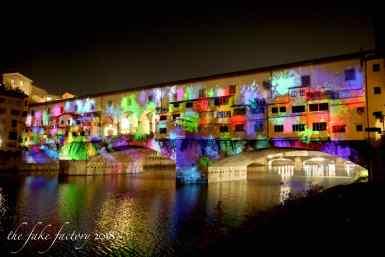 the fake factory videomapping ponte vecchio firenze 2018_01094