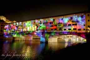the fake factory videomapping ponte vecchio firenze 2018_01099