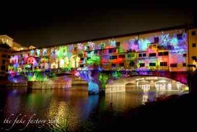the fake factory videomapping ponte vecchio firenze 2018_01099