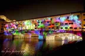 the fake factory videomapping ponte vecchio firenze 2018_01100