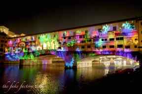 the fake factory videomapping ponte vecchio firenze 2018_01104