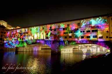 the fake factory videomapping ponte vecchio firenze 2018_01105
