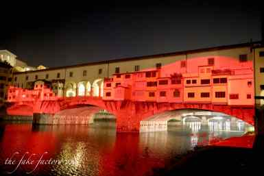 the fake factory videomapping ponte vecchio firenze 2018_01107
