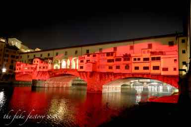 the fake factory videomapping ponte vecchio firenze 2018_01108