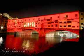 the fake factory videomapping ponte vecchio firenze 2018_01110