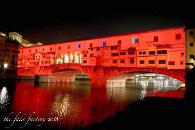 the fake factory videomapping ponte vecchio firenze 2018_01112