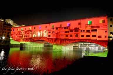 the fake factory videomapping ponte vecchio firenze 2018_01114