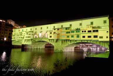 the fake factory videomapping ponte vecchio firenze 2018_01117