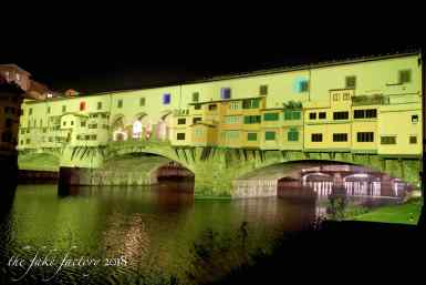 the fake factory videomapping ponte vecchio firenze 2018_01119