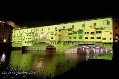the fake factory videomapping ponte vecchio firenze 2018_01120