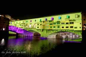 the fake factory videomapping ponte vecchio firenze 2018_01122
