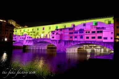 the fake factory videomapping ponte vecchio firenze 2018_01125