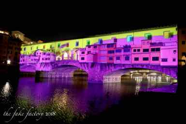 the fake factory videomapping ponte vecchio firenze 2018_01126