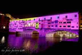 the fake factory videomapping ponte vecchio firenze 2018_01127