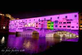 the fake factory videomapping ponte vecchio firenze 2018_01128