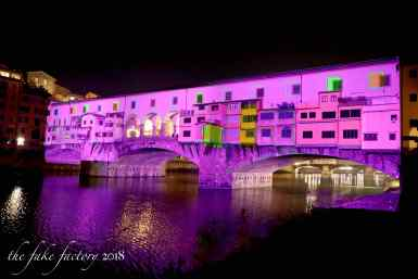 the fake factory videomapping ponte vecchio firenze 2018_01129