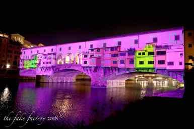 the fake factory videomapping ponte vecchio firenze 2018_01132