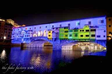 the fake factory videomapping ponte vecchio firenze 2018_01135
