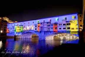 the fake factory videomapping ponte vecchio firenze 2018_01137