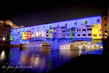 the fake factory videomapping ponte vecchio firenze 2018_01139