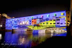 the fake factory videomapping ponte vecchio firenze 2018_01140