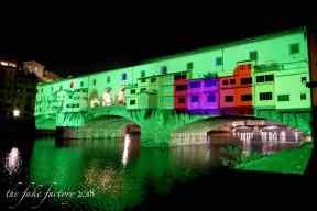 the fake factory videomapping ponte vecchio firenze 2018_01143