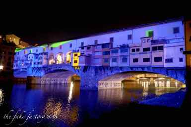 the fake factory videomapping ponte vecchio firenze 2018_01152