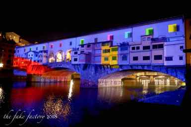 the fake factory videomapping ponte vecchio firenze 2018_01153