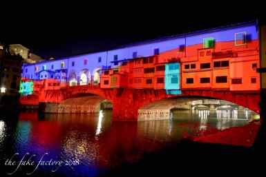 the fake factory videomapping ponte vecchio firenze 2018_01156