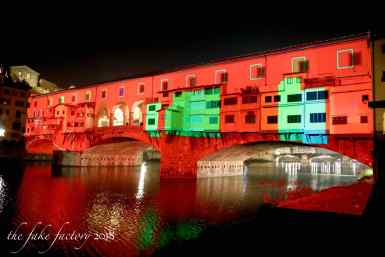 the fake factory videomapping ponte vecchio firenze 2018_01160