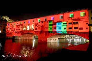 the fake factory videomapping ponte vecchio firenze 2018_01161