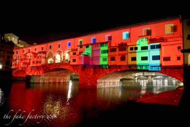 the fake factory videomapping ponte vecchio firenze 2018_01162