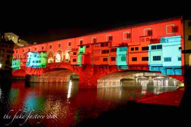 the fake factory videomapping ponte vecchio firenze 2018_01164