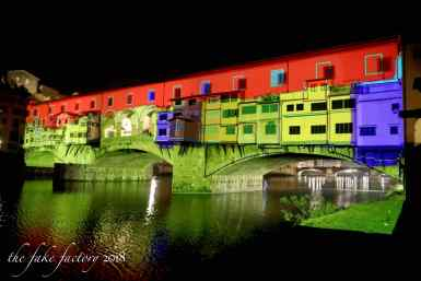 the fake factory videomapping ponte vecchio firenze 2018_01167