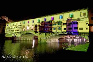 the fake factory videomapping ponte vecchio firenze 2018_01170