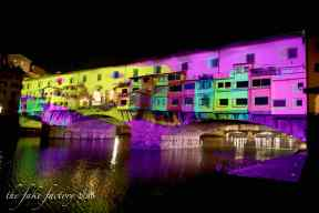 the fake factory videomapping ponte vecchio firenze 2018_01175